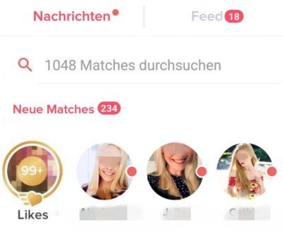 Tinder Tipps mehr Matches