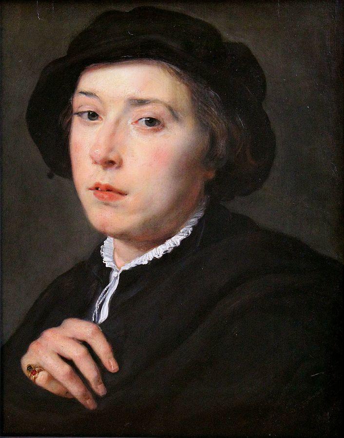 tinder profilbild barock painting 2