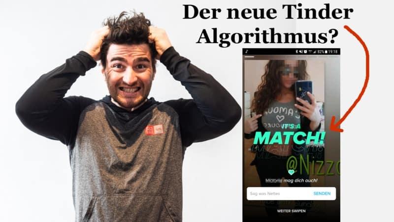 neuer tinder algorithmus