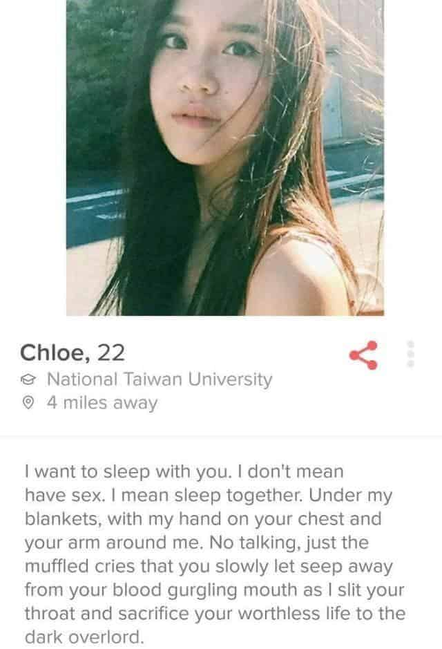 tinder match nicht sichtbar profilbeschreibung