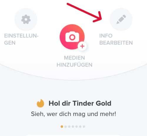 tinder mit instagram verbinden app 2