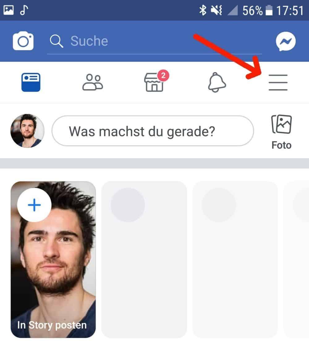 Facebook name ändern einstellungen