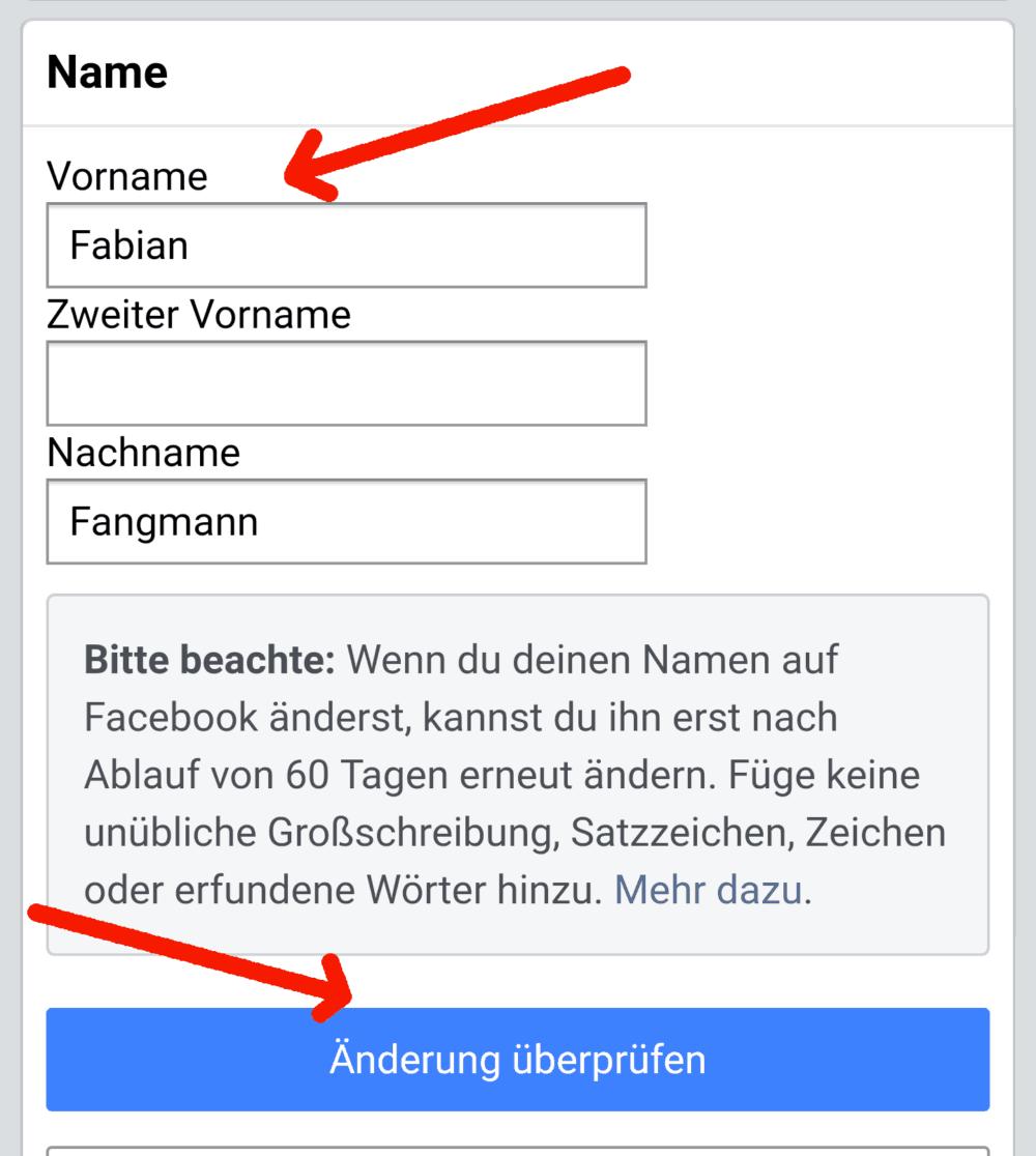 Nickname nicht angezeigt wird whatsapp WhatsApp