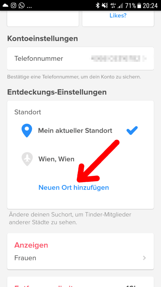 so funktioniert der tinder plus reisepass