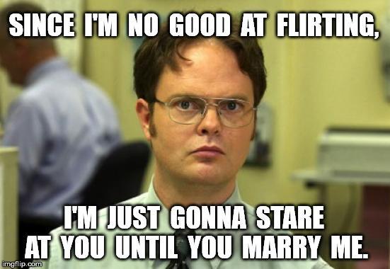 flirten im chat meme