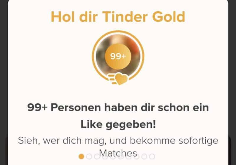 tinder gold