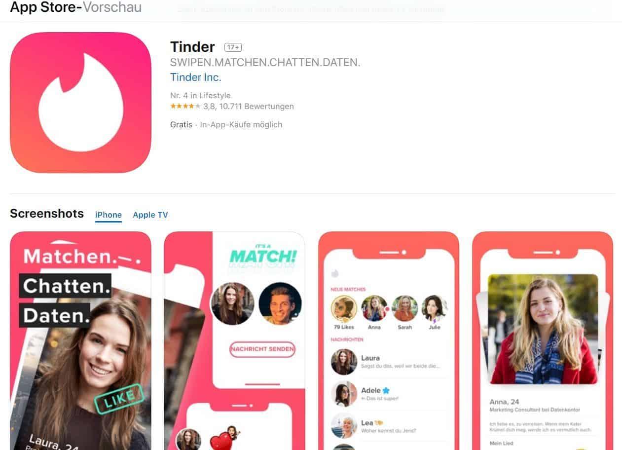 dating app kostenlos schreiben single sulingen