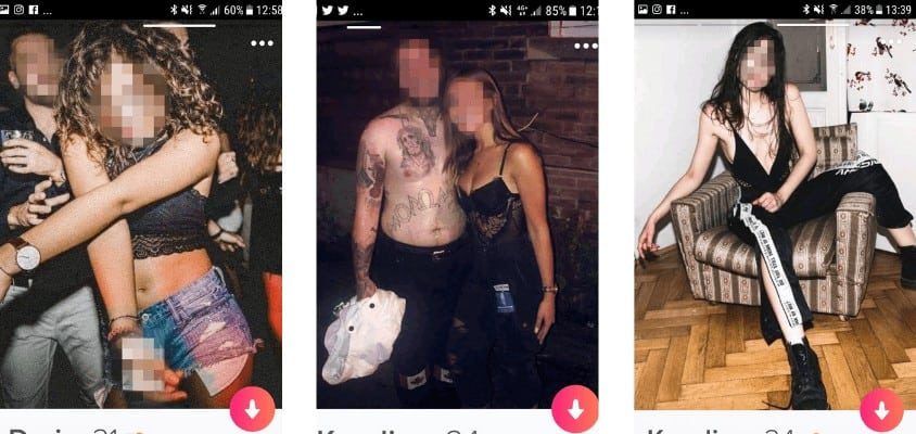 Die verschiedenen Frauentypen zum Matchen auf Tinder