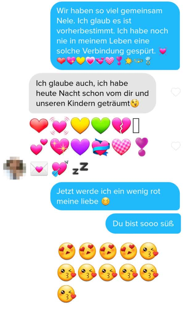 Beispiel für flirt technik rollenspiel im chat
