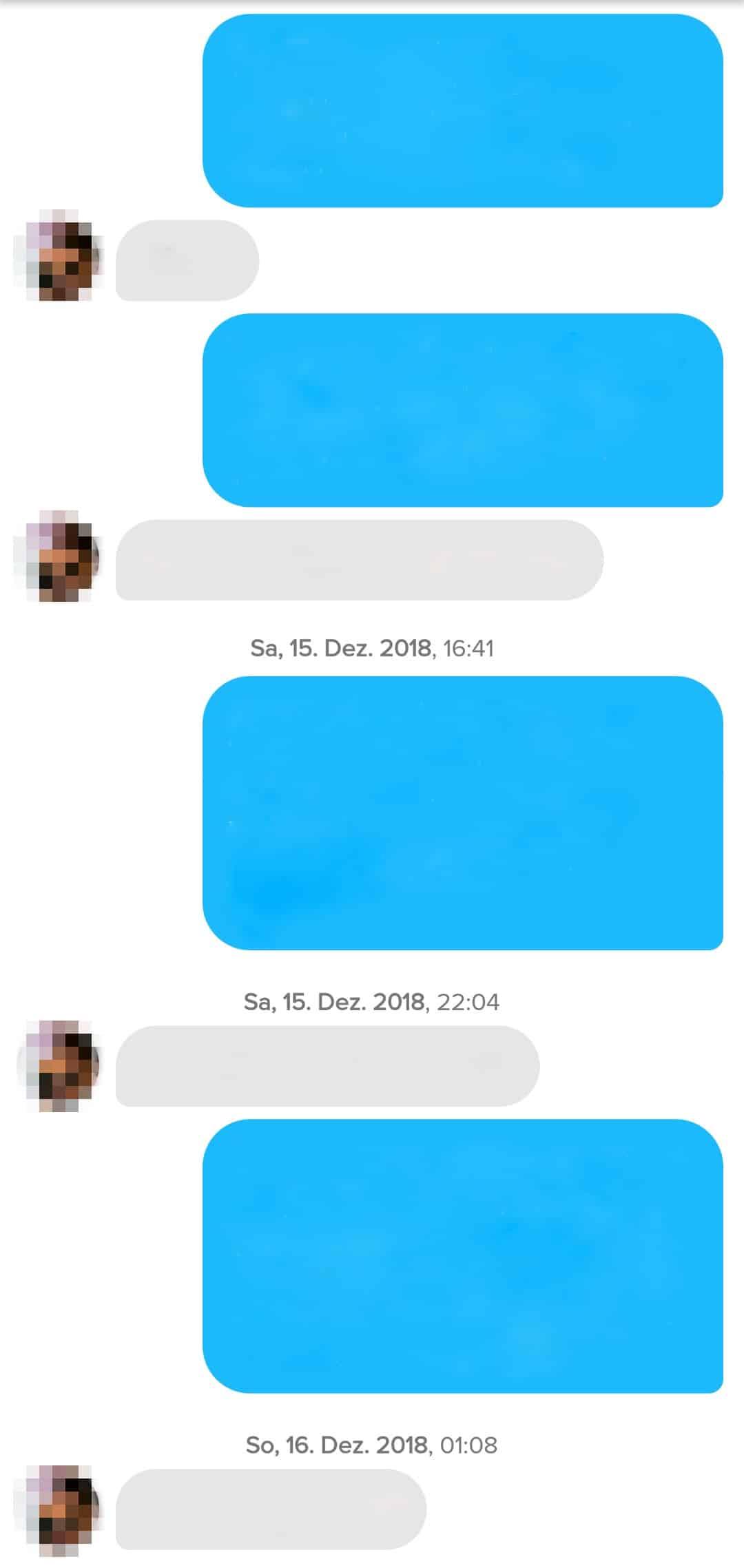 flirt fehler zu viel schreiben
